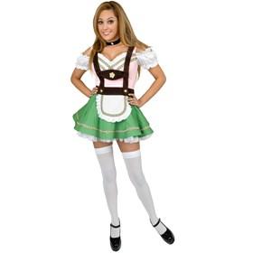 Bavarian Beer Garden Girl Adult
