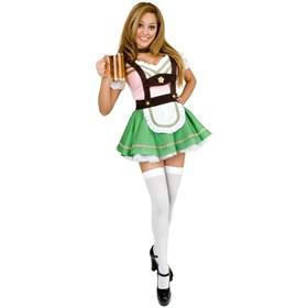 Bavarian Beer Garden Girl Adult Plus