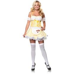 Storybook Goldilocks Adult Costume