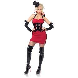 Coffin Queen Adult Costume