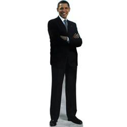 Barack Obama Standup