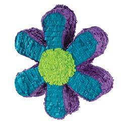 Blue Flower Pinata