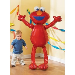 Elmo Airwalker 50″ Jumbo Foil Balloon