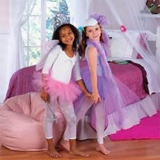 Ballerina Child Dress-Up Set