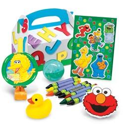 Sesame Street Sunny Days Party Favor Kit