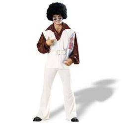 Feelin' Groovy-Polyester Pete Adult Costume