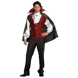 Fang Bangin' Fun Vampire Adult Costume