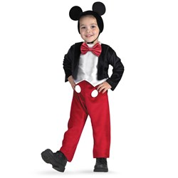 Mickey Mouse Deluxe Toddler/Child Costume
