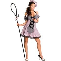 Mistress Peep Adult Costume