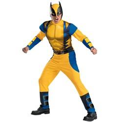 Wolverine Origins Classic Adult Costume