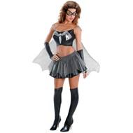 Black-Suited Spider-Girl Sassy Prestige Adult Costume
