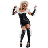 Black Cat Sassy Prestige Adult Costume