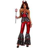 Disco Devil Diva Adult Costume