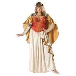 Viking Princess Adult Plus Costume