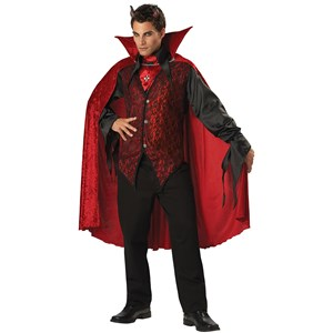 Sinister Devil Adult Costume