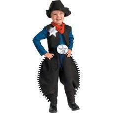Wild West Wrangler Toddler/Child Costume