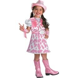 Wild West Cutie Toddler/Child Costume