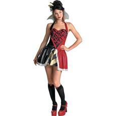 Queen of Hearts Teen Costume
