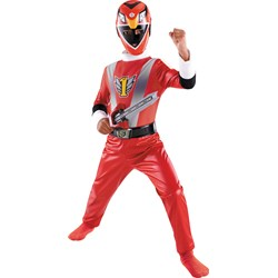 Power Rangers Red Ranger Classic Toddler/Child Costume