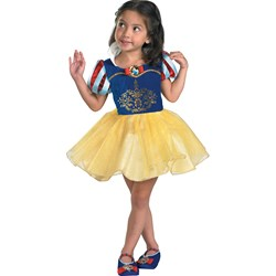 Snow White and the Seven Dwarfs Snow White Ballerina Classic Toddler/Child Costume