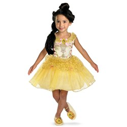 Beauty and the Beast Belle Ballerina Toddler/Child Costume