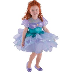 The Little Mermaid Ariel Ballerina Toddler/Child Costume