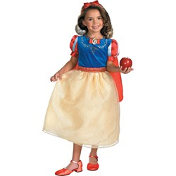 Snow White and the Seven Dwarfs Snow White Deluxe Toddler/Child Costume