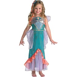 The Little Mermaid Ariel Deluxe Toddler/Child Costume