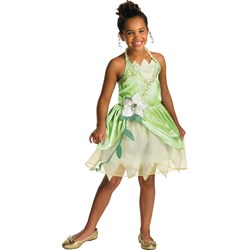 The Princess and the Frog Tiana Classic Toddler/Child Costume
