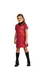 Star Trek Red Dress