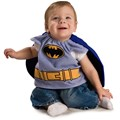 Batman Brave & Bold Batman Deluxe Bib Infant Costume