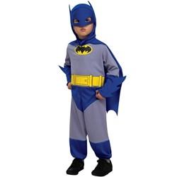 Batman Brave & Bold Batman Infant/Toddler Costume