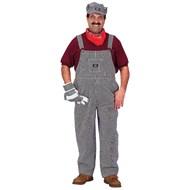 Train Engineer Adult Costume