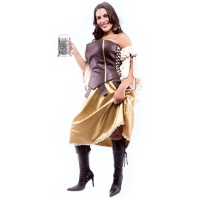 Tavern Wench Adult Plus Costume