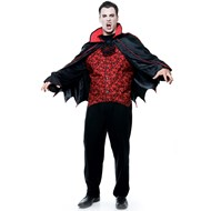 Count Plus Adult Costume