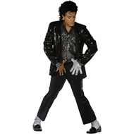 Michael Jackson (Billie Jean Costume) Adult