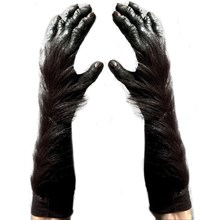 Adult Gorilla Hands
