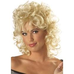 Sandy Adult Wig
