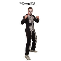 Cobra Kai Skeleton Adult Costume