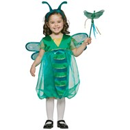 Dragonfly Child Costume