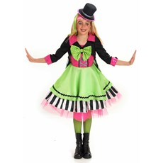 Sassy Clown Child Costume