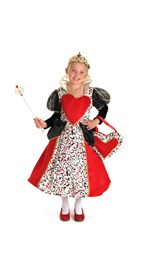 Queeen of Hearts child