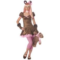 Honey Bear Tween Costume