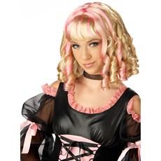 Swirly Curls Tween Wig