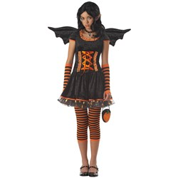 Pumpkin Pixie Tween Costume