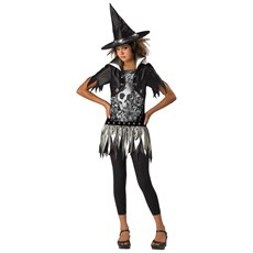 Gothic Witch Tween Costume