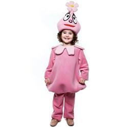 Yo Gabba Gabba Foofa Toddler Costume