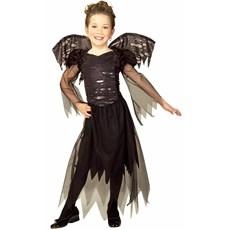 Dark Fairy Child Costume