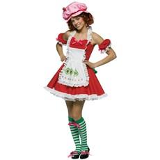 Strawberry Shortcake Teen Costume