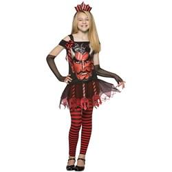 Faces Devil Child Costume